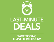 LAST MINUTE DEALS | JUNE DEPARTURES