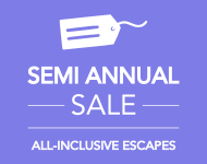 <b>THE CLUB MED<br>SEMI ANNUAL SALE </b>