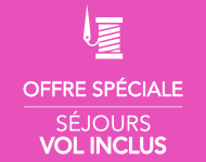 OFFRE PACKAGE SOLEIL VOL-INCLUS