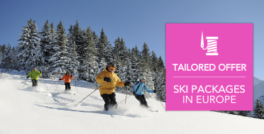 WINTER 2014: SKI PACKAGES
