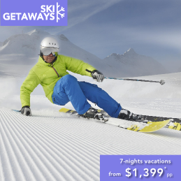 WINTER SKI VACATION OFFERS