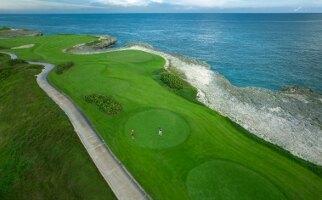 Golf resort in Punta Cana