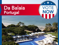 Da Balaia resort in Portugal - Europe