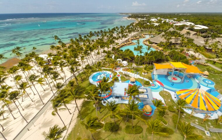 punta cana resort for family