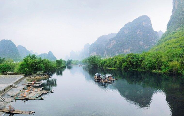 Séjours tout-inclus en Asie dans l'un des 10 villages Club Med.