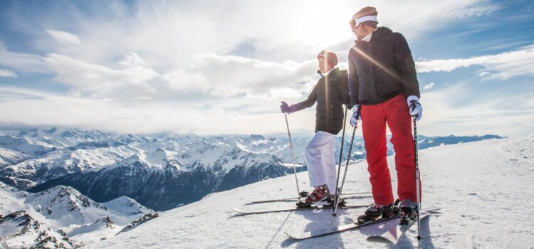 Winter sports by Club Med