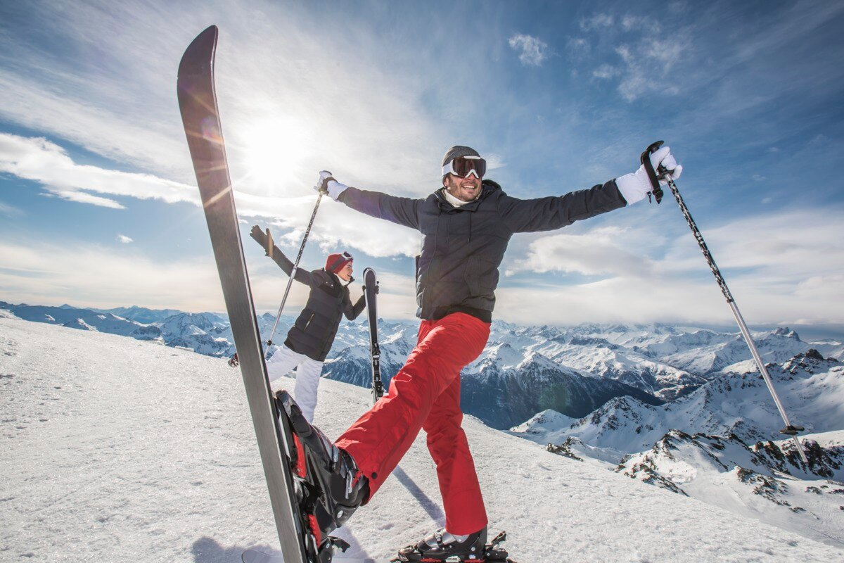 This Winter – Hit the Slopes for the Ultimate Ski Vacation