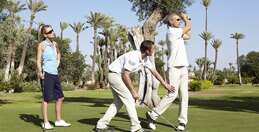 Expert tution in our Golf Academies