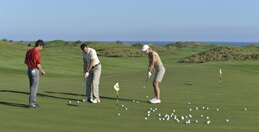 A complete range of à la carte golf tuition* for beginners and experienced golfers