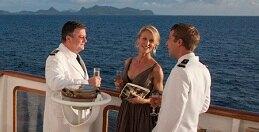 Le Cocktail du Commandant à bord du Club Med 2