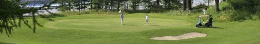 Other golf courses with exceptional features
