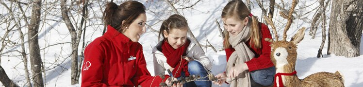 Ski Holiday Services for Children