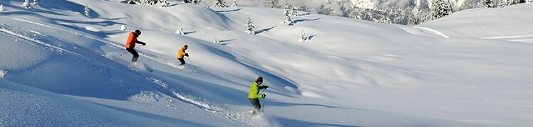 Our Ski holiday destinations, our ski in ski out Resorts