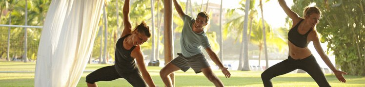 Le fitness au Club Med