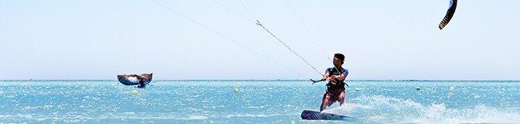 La plongée et les sports nautiques