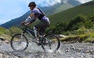 Mountain biking School