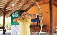 Bogenschiessschule