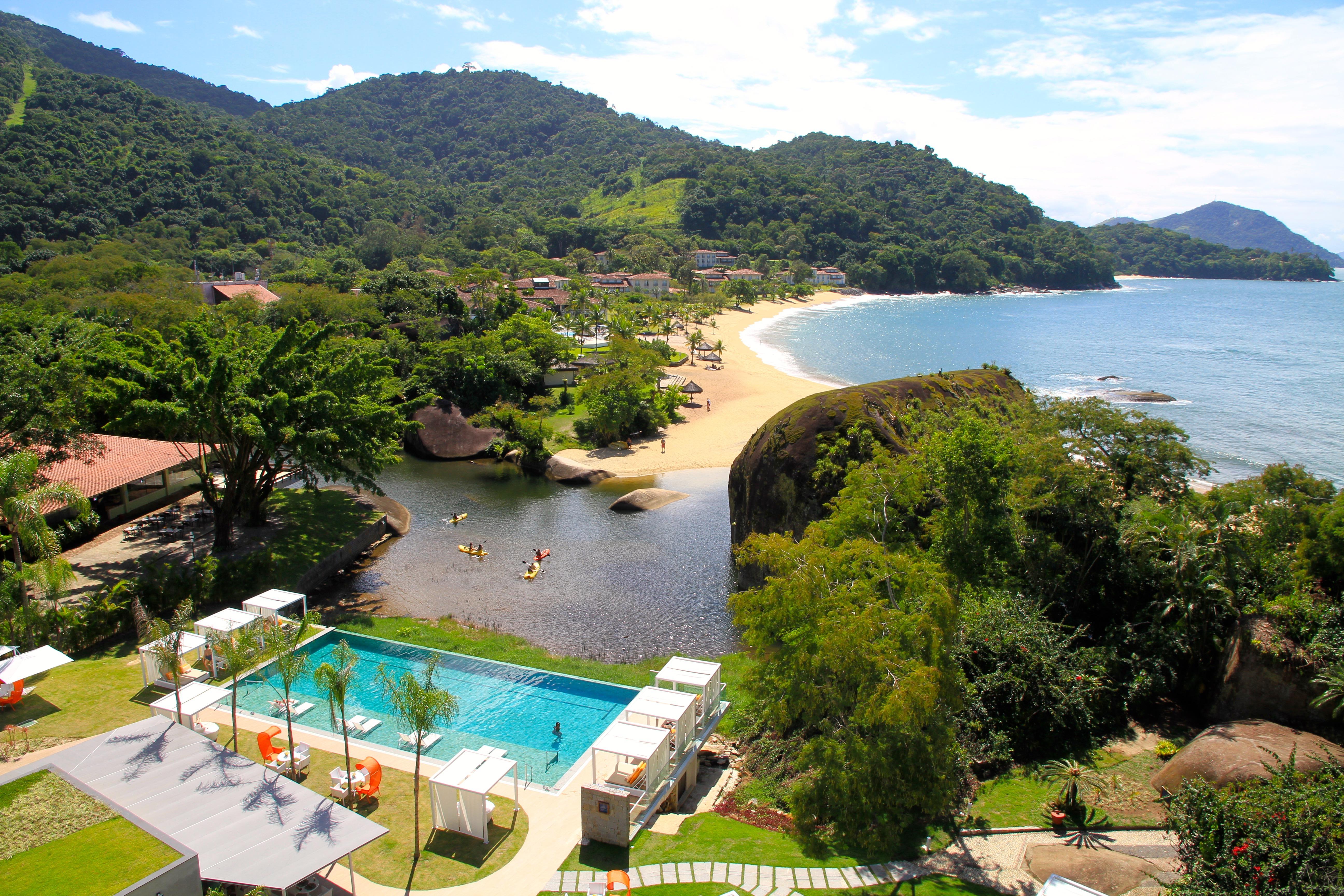 All inclusive resort in Rio Das Pedras