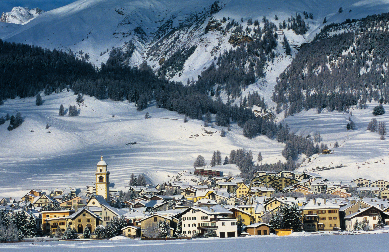 Saint-Moritz Roi Soleil,